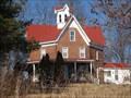 Image for Ezekiel Zimmerman octagon house (1883) - Marshallville, Ohio