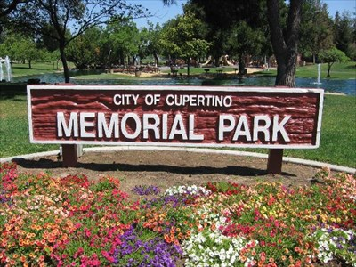 Memorial Park - Cupertino, CA - Municipal Parks and Plazas on Waymarking.com