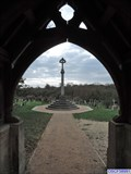 Image for Arundel Catholic Cemetery Cross - London Road, Arundel, UK