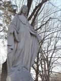 Image for Statue  de la Vierge Marie.  -Chomedey.  -Laval.  -Québec