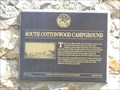 Image for South Cottonwood Campground