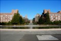 Image for Drumheller Fountain (Frosh Pond) - University of Washington