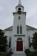 Image for First Parish Church of Newbury - Newbury, MA