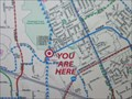 "Image for San Tomas Aquino Creek ""You are here"" (Agnew Rd) - Santa Clara, CA"