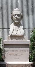 Image for Baron Johann DeKalb – Old Decatur Courthouse, DeKalb Co., GA