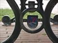 Image for Wappen von Langeoog an bench - Langeoog, Germany
