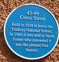 Image for 43-49 Cross Street, Tenbury Wells, Worcestershire, England