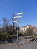 Image for Sister City Monument Reutlingen, Germany, BW