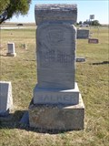 Image for Mary D. Walker - Valley View Cemetery - Valley View, TX