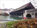 Image for Gedeckte Holzbrücke - Olten, SO, Switzerland