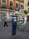 Image for Plaza de Cascorro Parking Meter - Madrid, Spain
