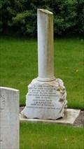 Image for Roy Allen Sillar - Compton Chamberlayne War Graves - Compton Chamberlayne, Wiltshire