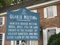 Image for Quaker Meeting – Hancock's Bridge, New Jersey