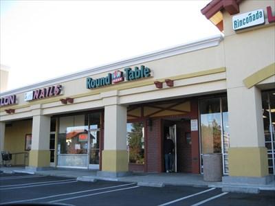 Incroyable Round Table Pizza   Pollard Road   Los Gatos, CA   Pizza Shops   Regional  Chains On Waymarking.com