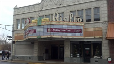 rialto theater ft wayne in vintage movie theaters on