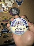 Image for Disneyland Birthday Button - Anaheim, CA