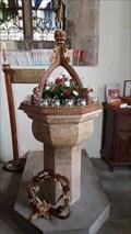 Image for Baptism Font - St Wilfrid - North Muskham, Nottinghamshire