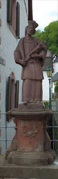 Image for Skulptur des hl. Johannes von Nepomuk  - Blankenheim, Nordrhein-Westfalen, Germany