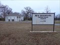 Image for New Shamrock Presbyterian Church and Cemetery - Mabry, TX