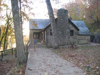 Big Springs Lodge And Cabins Van Buren Mo Chalet Cottage And