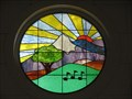 Image for McCabe Chapel Stained Glass.