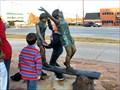 Image for Balancing across the bench -- Arlington, TX