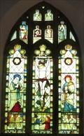 Image for East Window, St Bartholomew's Church, West Witton, N Yorks, UK