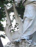 Image for Lyre - Monument to Victor Hugo - Roma, Italy