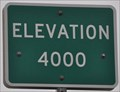 Image for Spirit Lake Memorial Highway ~ Elevation 4000 Feet