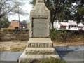 Image for Indiana Jones - Live Oak Cemetery - Selma, AL