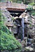 Image for Artificial waterfall in Kinský Garden / Vodopád v Zahrade Kinských /  (Prague)