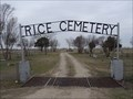 Image for Rice Cemetery - Rice, TX