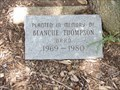 Image for Blanche Thompson - Deer Park, TX