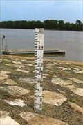 Image for Sectional Gauges at boat ramp Riverfront Park - Washington, MO