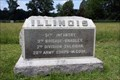 Image for 51st Illinois Infantry Monument - Chickamauga National Military Park