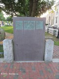 Image for Old Field of 1800 Monument - Framingham, MA