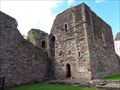 Image for Monmouth Castle - CADW - Gwent, Wales.
