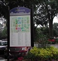 Image for You are here @ S.E. side of Glover Park, Marietta, GA.
