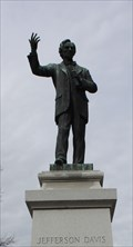 Image for Jefferson Davis -- Confederate Park, Memphis TN