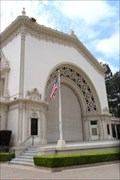 Image for Spreckels Organ Pavilion  -  San Diego, CA