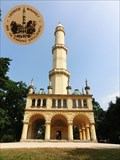 Image for No. 856, Lednice Minaret, CZ