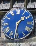 Image for St Mary's Church Clock - Denbigh, Clwyd, Wales.