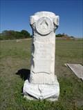 Image for W.A. Eakin - Petersburg Cemetery - Petersburg, OK