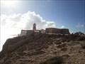 Image for Fortaleza do Cabo de São Vicente / Convento do Corvo / Convento de São Vicente do Cabo / Farol de São Vicente