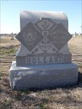 Image for Wm. M. Holland - Liberty Grove Cemetery - West, TX