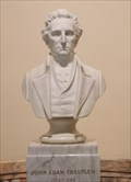 Image for John Adam Treutlen -- GA State Capitol, Atlanta GA