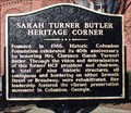 Image for Sarah Turner Butler Heritage Corner -  Muscogee Co., GA