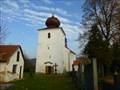 Image for TB 2110-4.0 Kamýk nad Vltavou, kostel