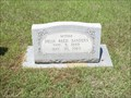 Image for 100 - Delia Reed Sanders - Connor Cemetery - Dike, TX