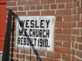 Image for 1910 - Wesley United Methodist Church - Columbia, South Carolina